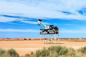Welkom in Coober Pedy, Zuid Australië van