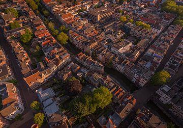 Utrecht vanaf de Domtoren van Bart Achterhof