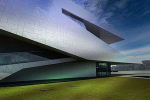 Eye museum van Frank Dotulong