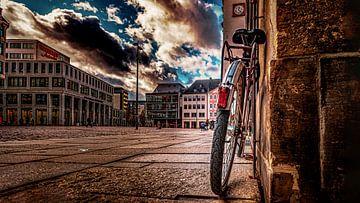 Das  einsame Fahrrad von Johnny Flash