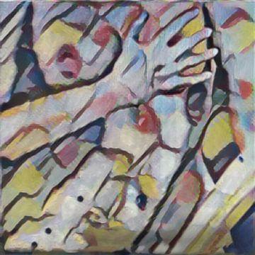 Abstrakte Inspiration LXXVII von Maurice Dawson
