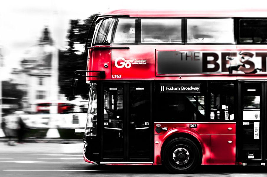 London Bus van Michiel ter Elst