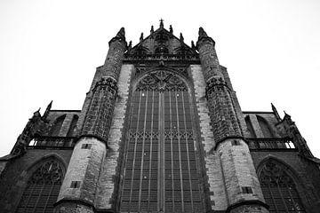 Hooglandse Kerk, Leiden von Erwin de Zwart