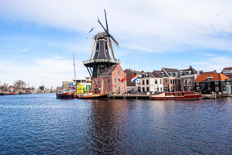 De Adriaan Haarlem van Brian Morgan