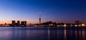 Skyline met Euromast (Rotterdam)