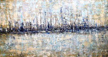 New Yorker Hafen von Christian Carrette
