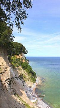 Die Kreideküste van Ostsee Bilder