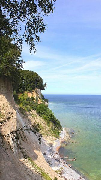 Die Kreideküste von Ostsee Bilder