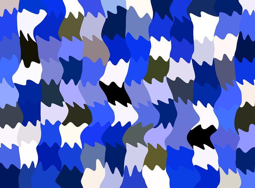 Shakin' Blues van Caroline Lichthart
