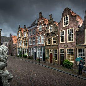 Het oude Dordrecht van Danny den Breejen