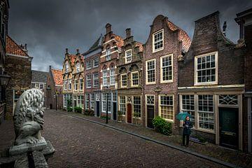 Het oude Dordrecht van