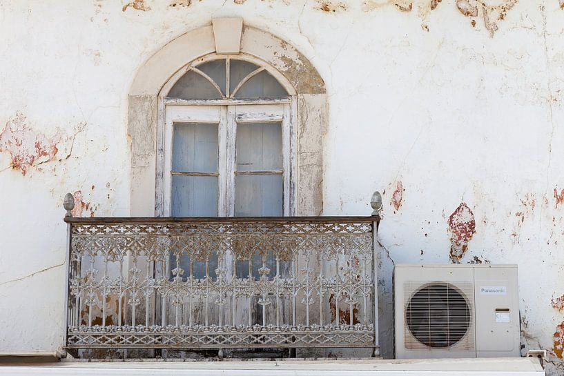 Balkon van Elly Damen
