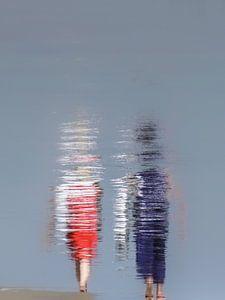 Wer hat Angst vor Rot, Weiß und Blau von Jeanette van Starkenburg