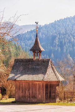 Klein kapelletje van Anouschka Hendriks