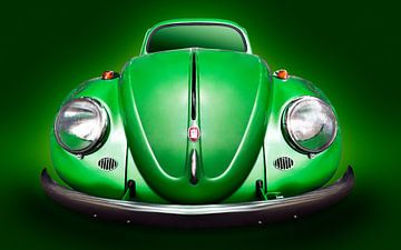 Volkswagen Kaefer / Old Beetle van