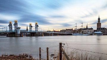 Stadtbrücke Kampen Niederlande von R Smallenbroek