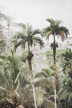 Regenwoud van Roos Oosterbroek | hand painted prints en fotografie