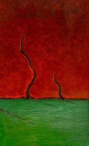Horizon Compositie van Sander Veen