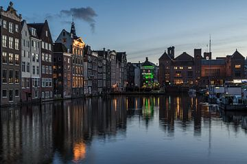 Arrival in Amsterdam van Scott McQuaide