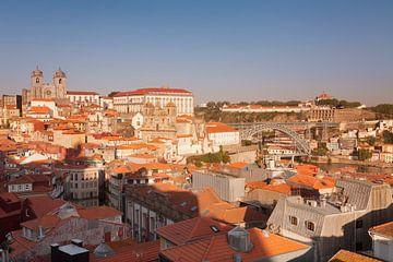 Altstadt Ribeira, UNESCO Weltkulturerbe, Porto, Portugal von Markus Lange