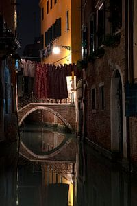 Wäschetag in Venedig