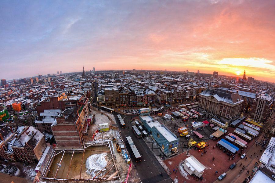 Groningen Winter City 2012
