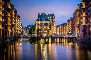 Wasserschlößchen - Hamburg von