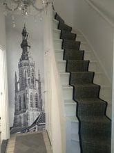 Klantfoto: Grote Kerk Breda van Elly Damen, als naadloos behang