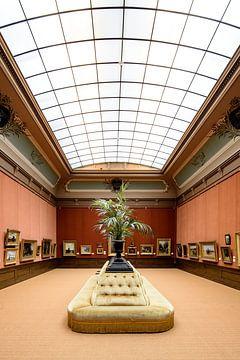 Schilderijenzaal staand - Teylers Museum van Teylers Museum