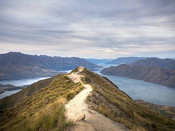 Nieuw-Zeeland - Wanaka - Het magische uitzicht vanaf Roy's Peak van Rik Pijnenburg