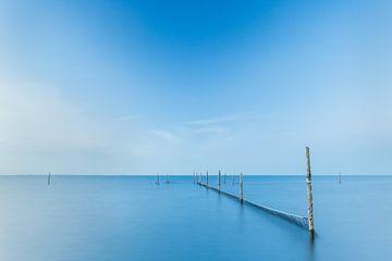 Blauwe Stilte van Thomas van Galen