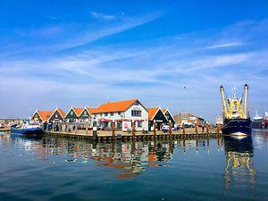 Haven Oudeschild, Texel van