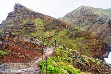 Ponta de São Lourenço, Madeira sur Michel van Kooten