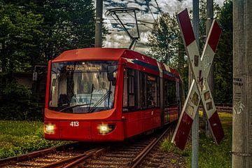 Im Erzgebirge unterwegs   Chemnitz von Johnny Flash