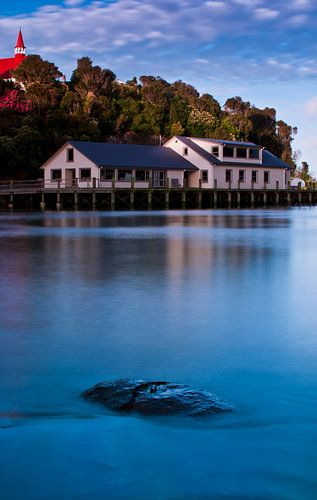 Haven van Oban - Nieuw Zeeland