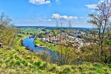 Uitkijkpunt Kallmünz van Roith Fotografie