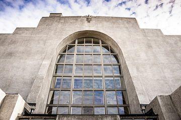 Architectuur Radio Kootwijk gebouw van Fotografiecor .nl