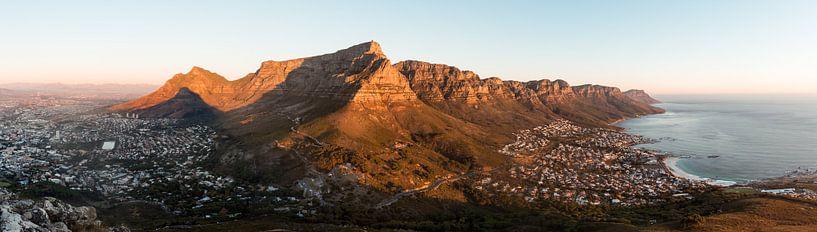 Table Mountain Panorama van Mark Wijsman