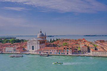Küste von Venedig von Linda Hanzen
