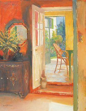 Open Door von William Ireland