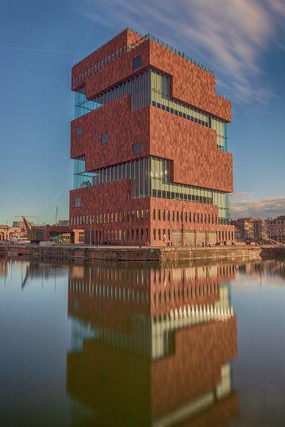 MAS Antwerpen 2 van Wim van D