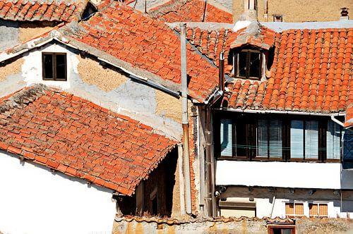 De daken van Astorga