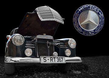 Mercedes-Benz 190 Db (W 121) von aRi F. Huber