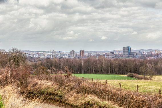 Skyline van Heerlen