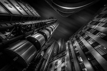 Lloyd's-Gebäude - London von Jens Korte