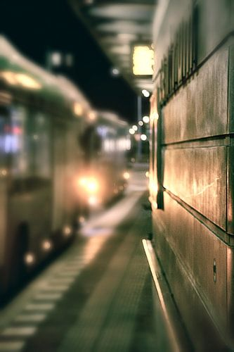 Busstop van