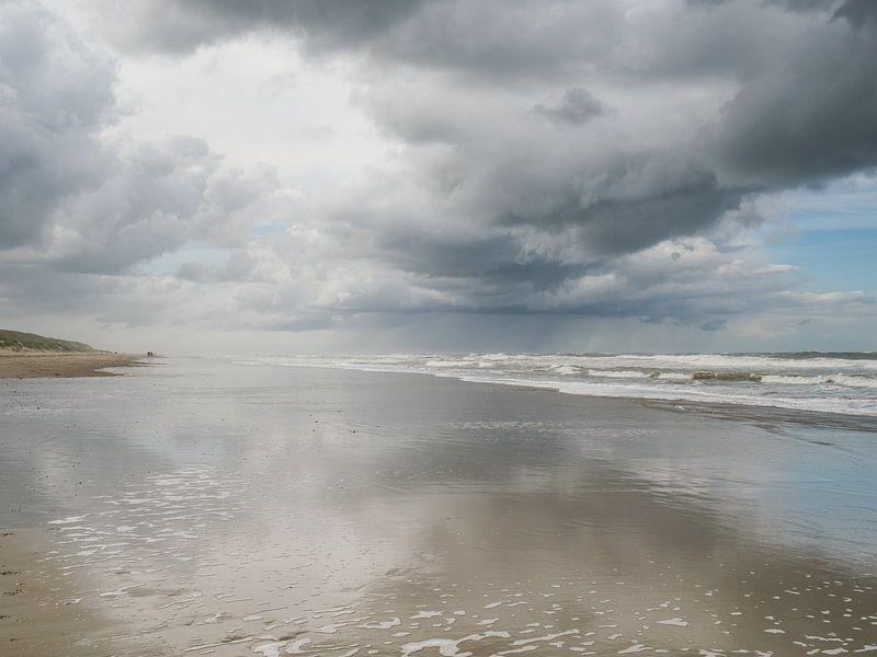 Het strand van Johanna Blankenstein