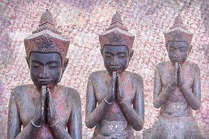 Meditatie. Devotie in drievoud, Cambodja van