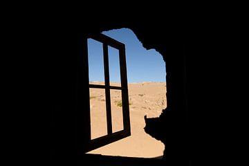 Blick in die Wüste von Marco Verstraaten