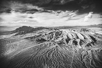 Landschap van de Grand Canyon west vanuit de lucht van Retinas Fotografie